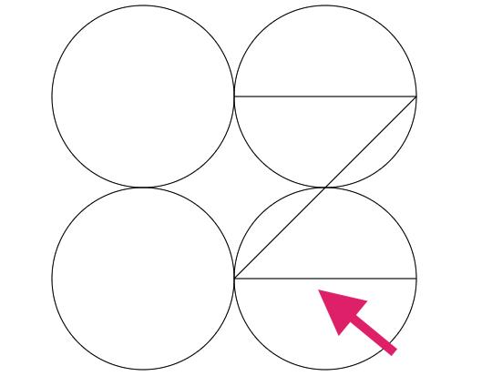 HTML canvasで円