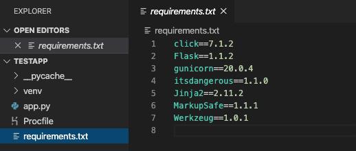 HerokuでNo web processes runningエラー